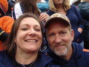 Greg and Kathy