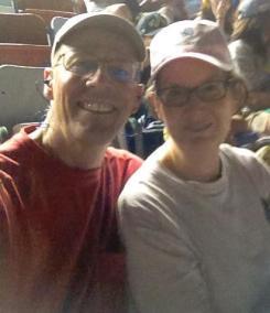 Wade and Karen