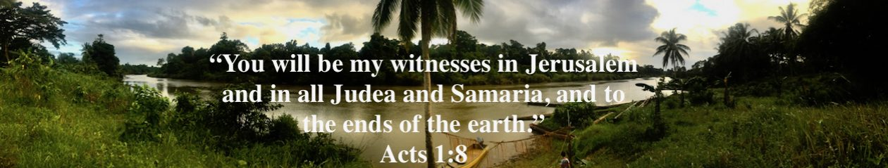 Acts 1:8 Ministries
